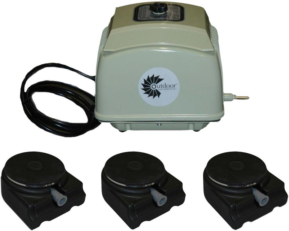 Unité daération électrique aermaster ld 7,0