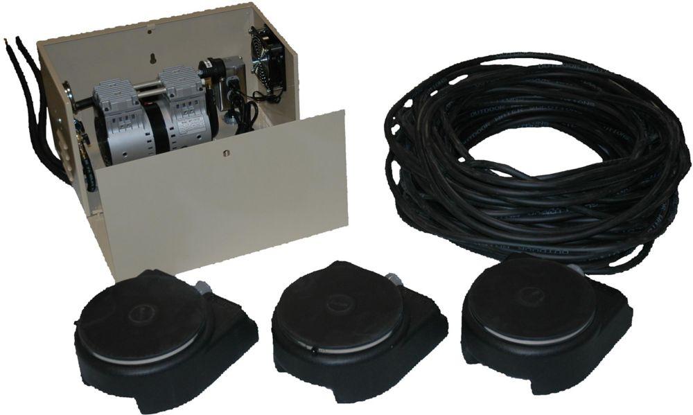 AerMaster Pro 6 Electric Aeration Unit