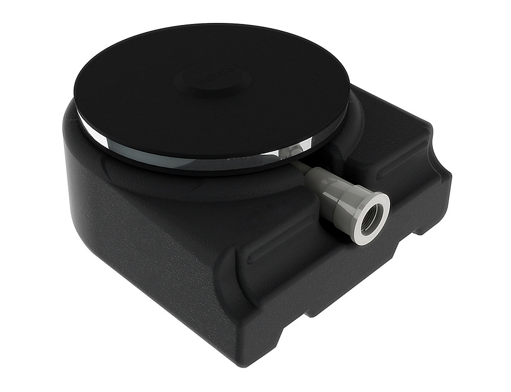 9 Inch Rubber Membrane Diffuser with Base