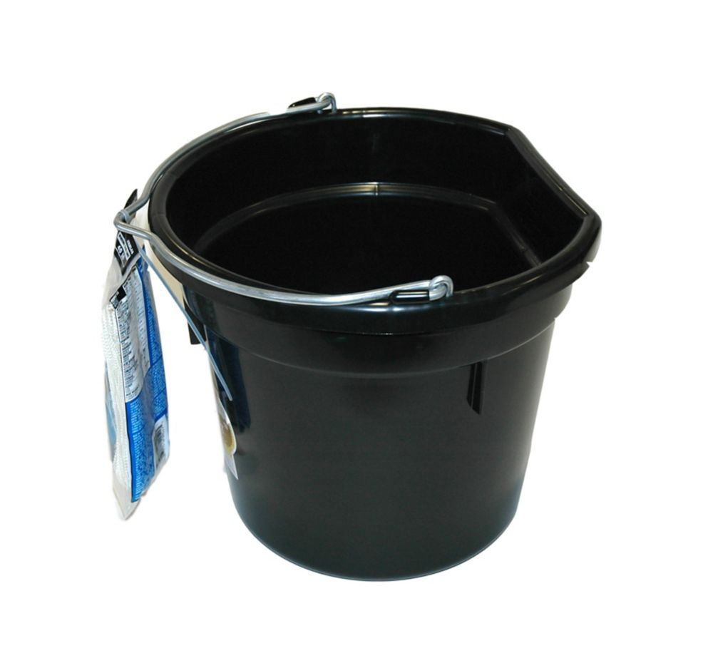 Airstone Housing Bucket with 48 Foot Rope