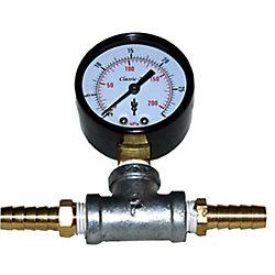 Outdoor Water Solutions Indicateur de pression