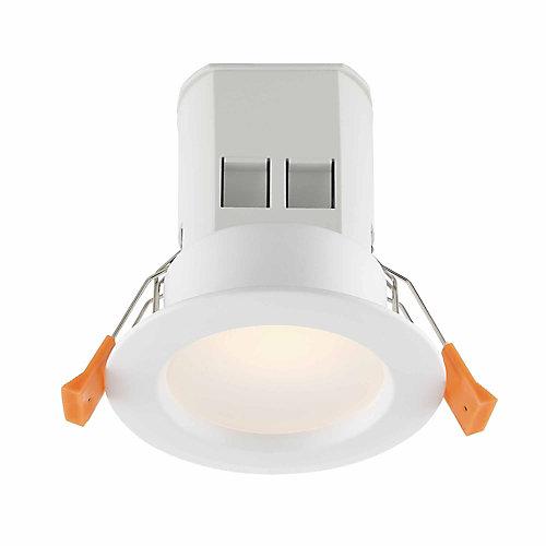 3-inch White Integrated LED Recessed Light Kit (4-Pack) - ENERGY STAR®