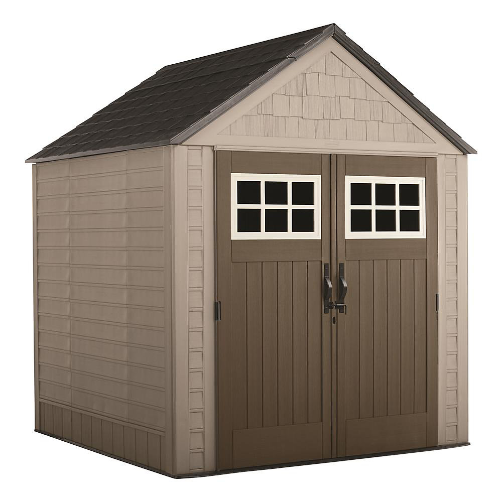Big Max 7 Ft X 7 Ft Shed