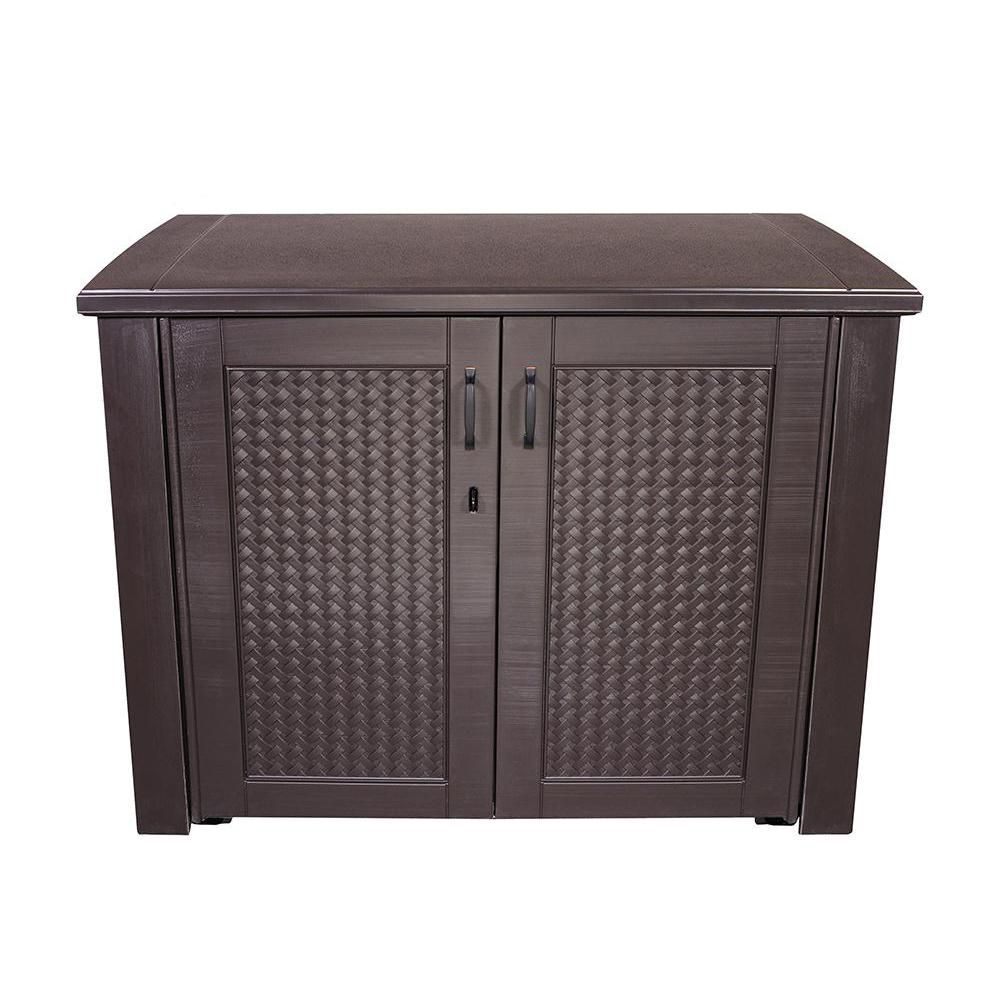 Rubbermaid armoire de rangement home depot canada for Rangement garage home depot