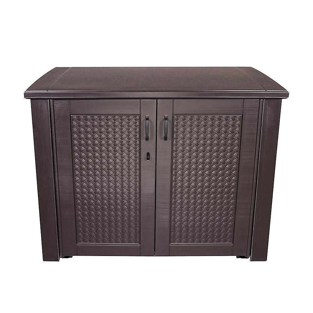 16.4 cu. ft. Storage Cabinet Deck Box