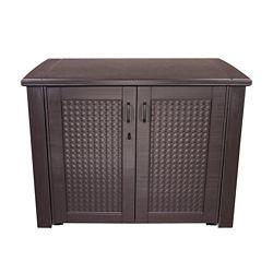 Rubbermaid 16.4 cu. ft. Storage Cabinet Deck Box