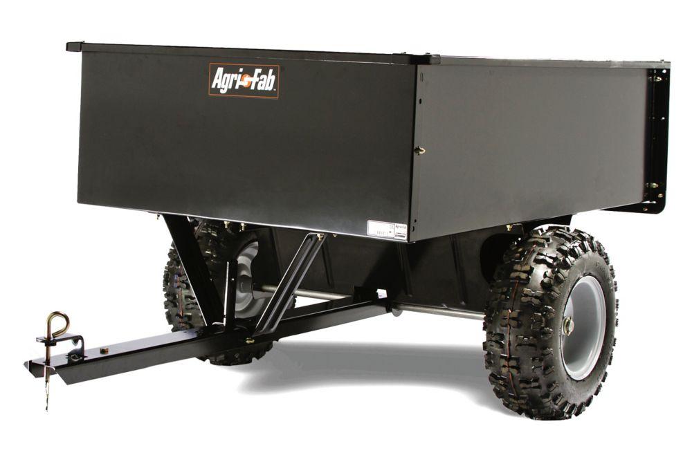 Chariot en acier de 550 kg (1200 lb) pour ATV/UTV