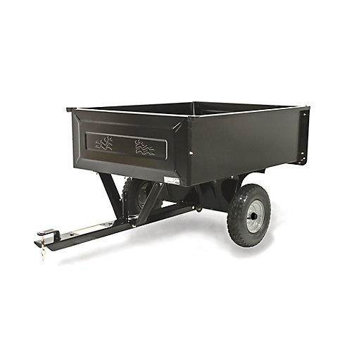 10 cu. ft. Steel Dump Cart