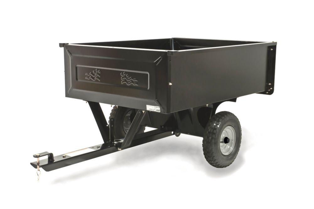 Agri-Fab 10 cu. ft. Steel Dump Cart