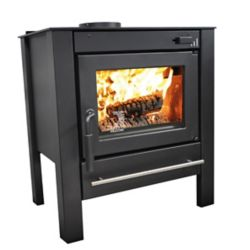 Century S245E Small Contemporary EPA Wood Stove