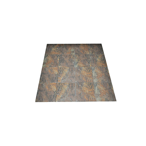 Modular Hearth Pad For Wood & Pellet Heaters