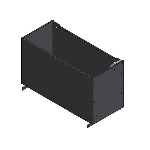 Hopper Extension For Drolet Eco45 Pellet Stove