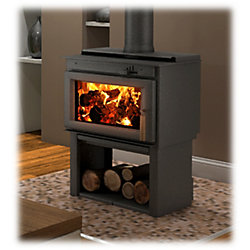 Drolet Deco EPA Contemporary Style Wood Stove