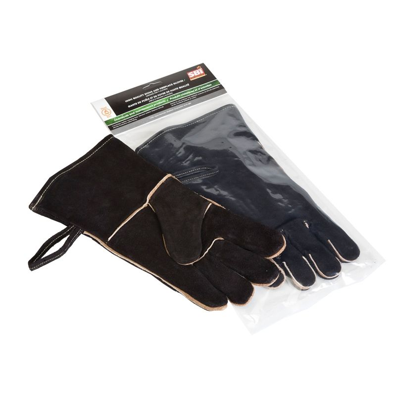 SBI High Quality Wood Stove Fireplace Gloves The Home Depot Canada