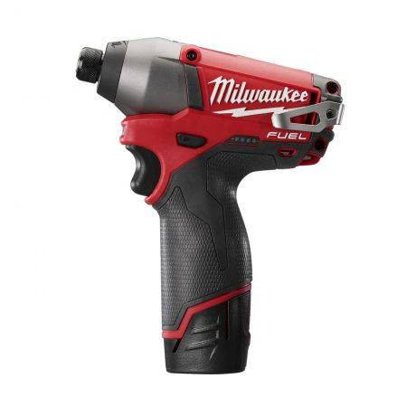 1/4-inch M12 FUEL Hex Impact Driver Kit