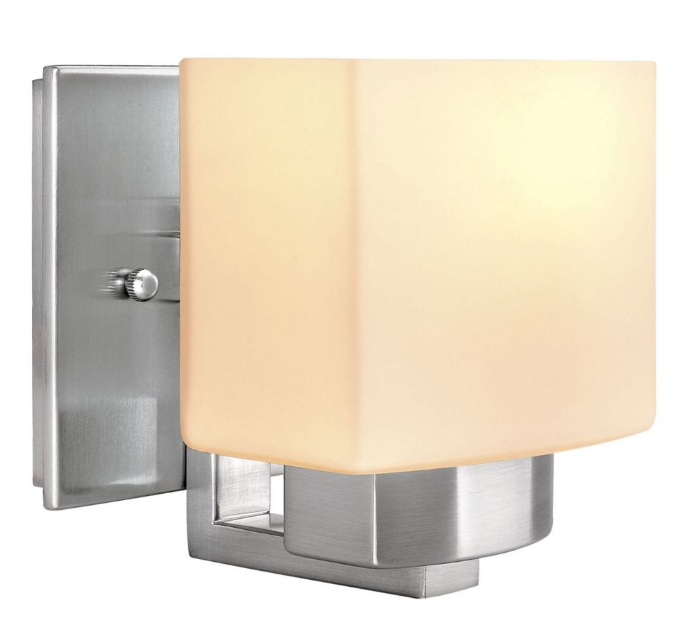 Belmore Brushed Nickel Sconce