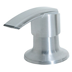 Kitchen Soap Dispenser in Polished Chrome