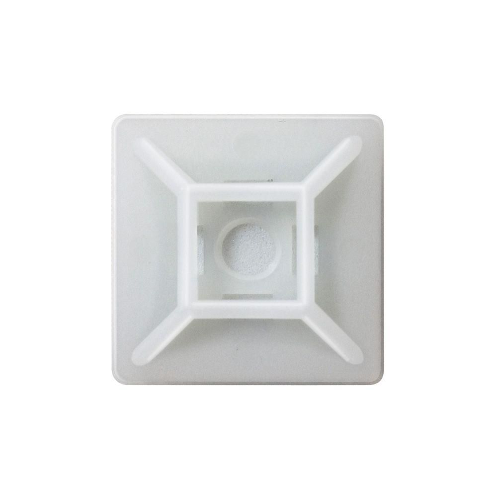 1IN NATURAL MOUNTING BASE 100PACK