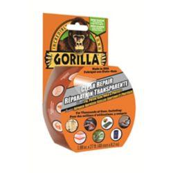 Gorilla Ruban de réparation transparent