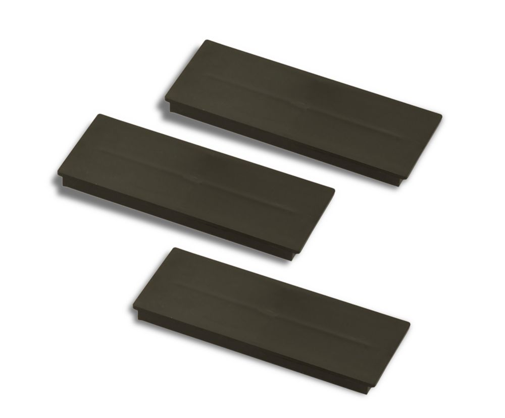 HomeLine accessory: Filler Plates for HomeLine Loadcentres - Pack of 3