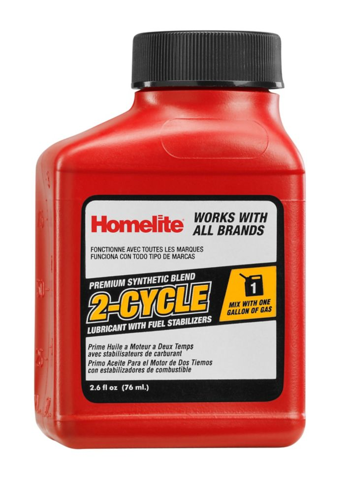 Homelite 2-Cycle Oil 2.6 Oz