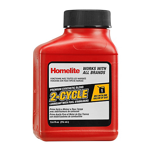 Homelite 2-Cycle Oil 2.6 oz