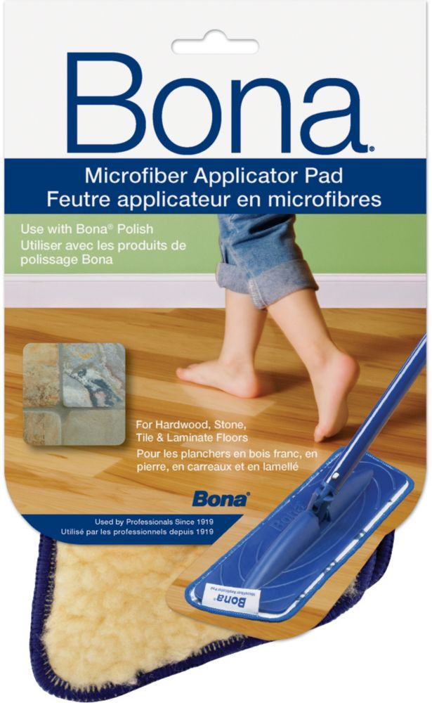 Feutre applicateur en microfibres