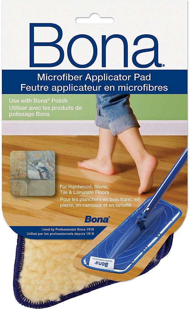 Feutre applicateur en microfibres