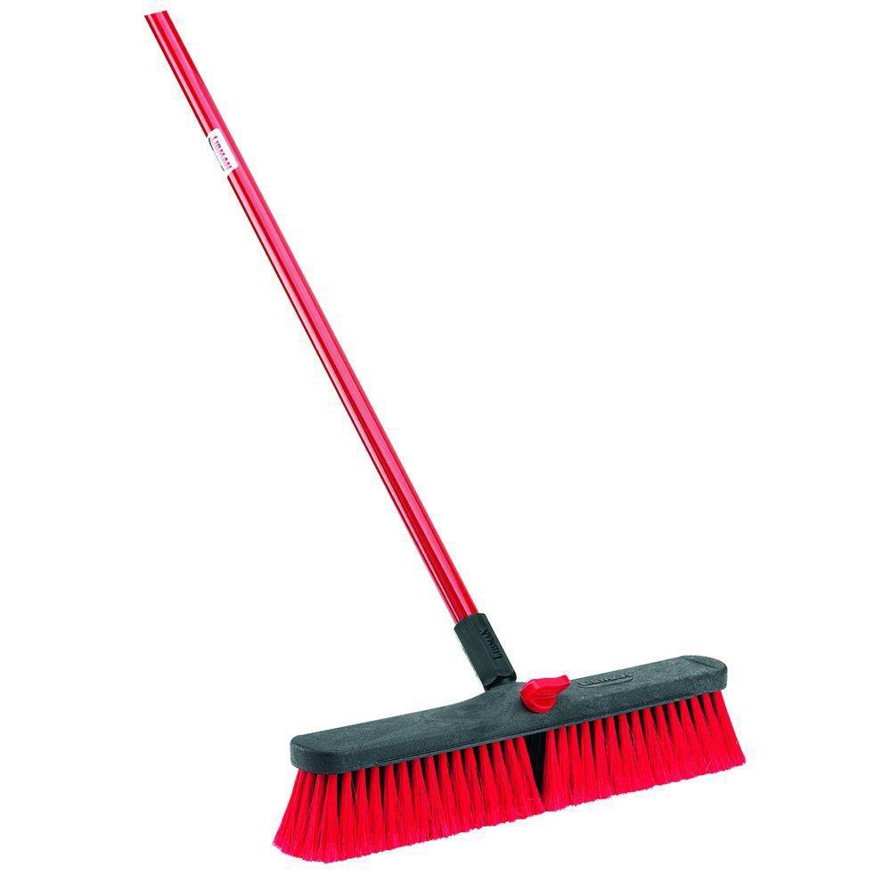 Libman 18 In Multi-Surface Push Broom