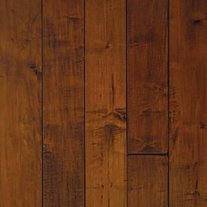 Handscraped Spice Maple 3/4-inch Thick x 5-inch W Hardwood Flooring (23 sq. ft. / case)