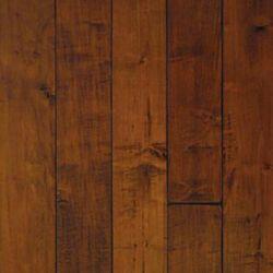 Heritage Mill Handscraped Spice Maple Solid Hardwood Flooring