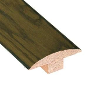 78 Inches Hand Scraped T-Mold Matches Satchel Oak Solid Flooring