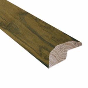 78 Inches Hand Scraped Carpet Reducer/BabyThreshold-Matches Satchel Oak Solid Flooring