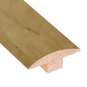 78 Inches T-Mold Matches Natural Maple Click Flooring
