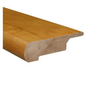 78 Inches Lipover Stair Nose Matches Natural Maple Click Floor