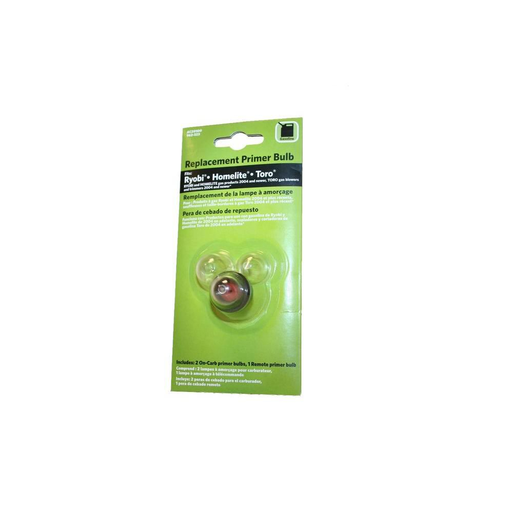 Replacement Primer Bulbs (3 Pack)