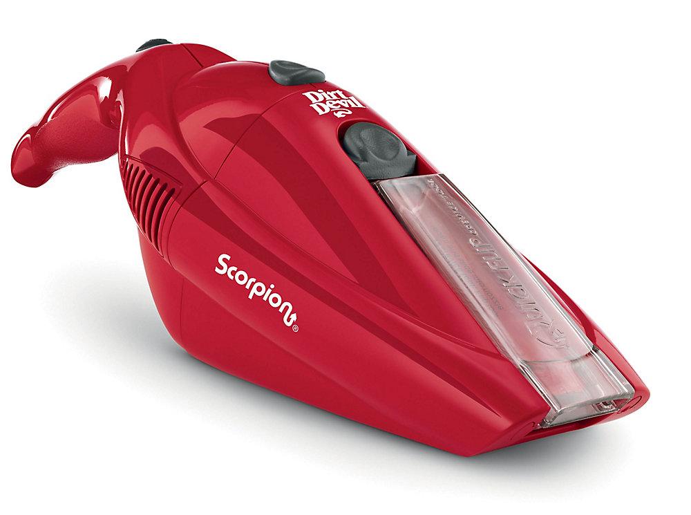 Scorpion 6.0 Volt Cordless Hand Vacuum
