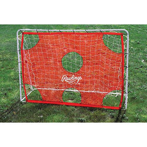 3 in 1 Soccer Net - (Set of 2)
