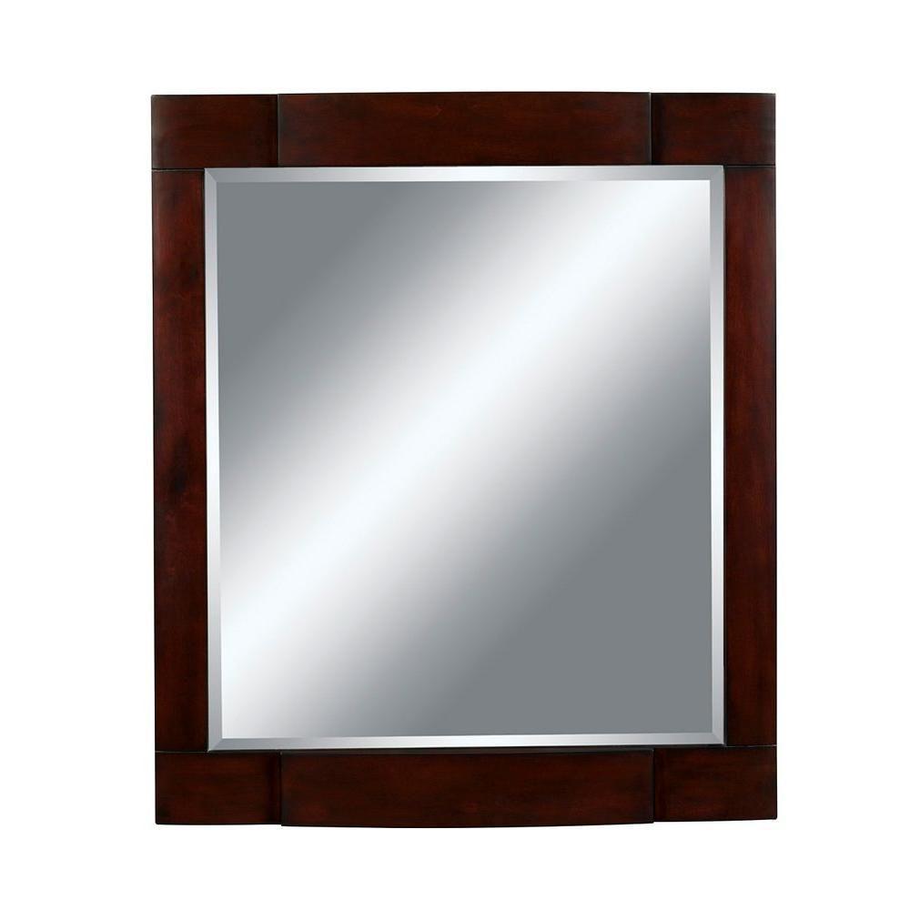 30 Inch Blakely Bath Mirror