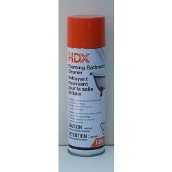 HDX Foaming Bathroom Cleaner