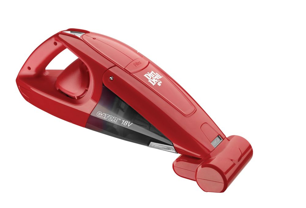Gator 18V Cordless Hand Vacuum with Brush Roll