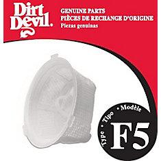 Type F5 Standard Filter (2 Pack)