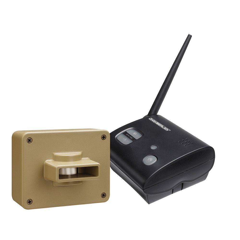 Wireless Motion Alert System