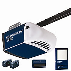 Power Drive 1/2 HP Chain Drive Garage Door Opener
