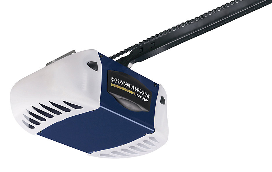 Power Drive 3/4 HP Chain Drive Garage Door Opener