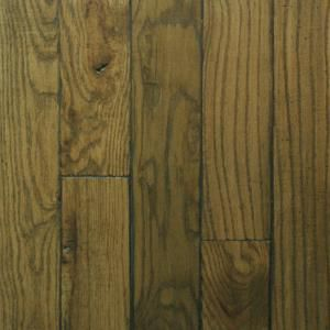 Handscraped Satchel Oak 3/4-inch Thick x 3 1/4-inch W Hardwood Flooring(20 sq. ft. / case)
