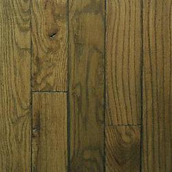 Heritage Mill Plancher à embossage, bois massif, 3/4 po x 3 1/4 po, Chêne Satchel, 20 pi2/boîte