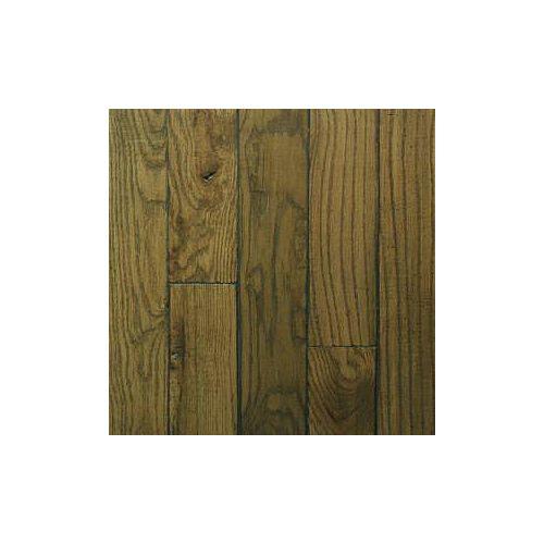 Heritage Mill Hand-scraped Satchel Oak 3/4-inch Thick x 3 1/4-inch W Hardwood Flooring(20 sq. ft. / case)
