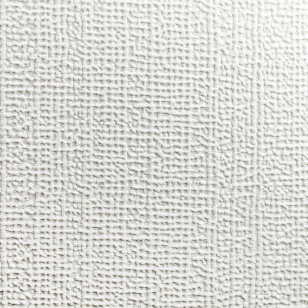 Papier peint peinturable lin