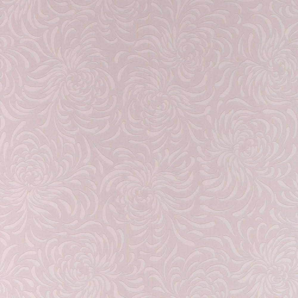 Papier peint peinturable chrysanthème